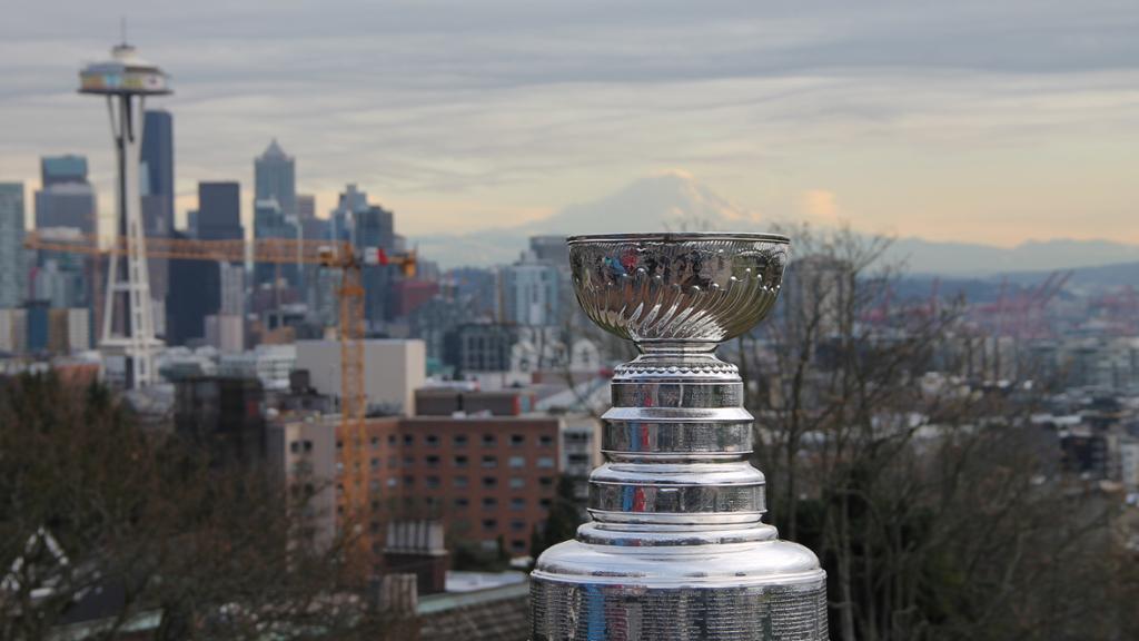Seattle devient la 32e équipe de la LNH