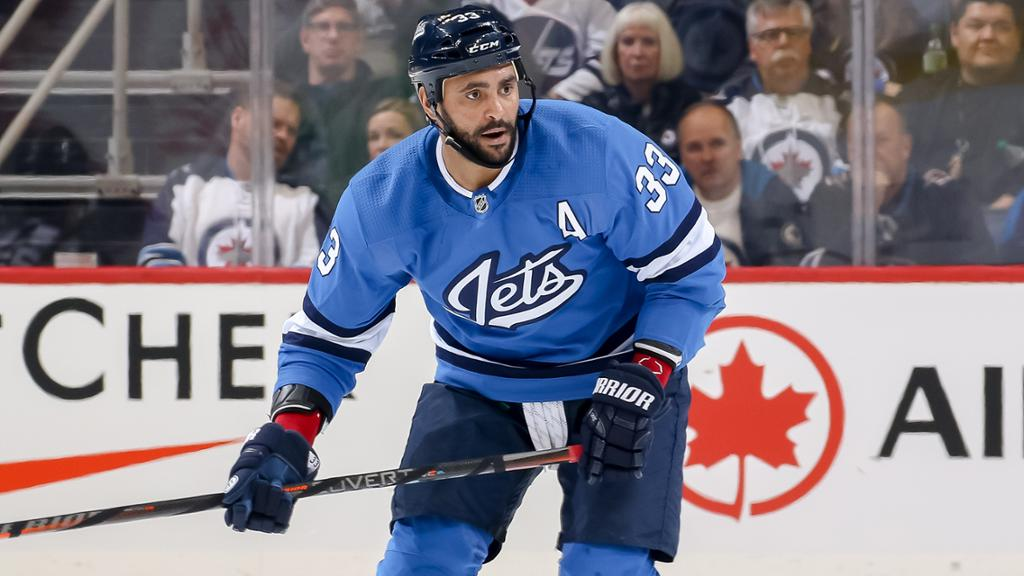 Jets Defence Will Rely On Depth With Byfuglien Out Until All Star Break