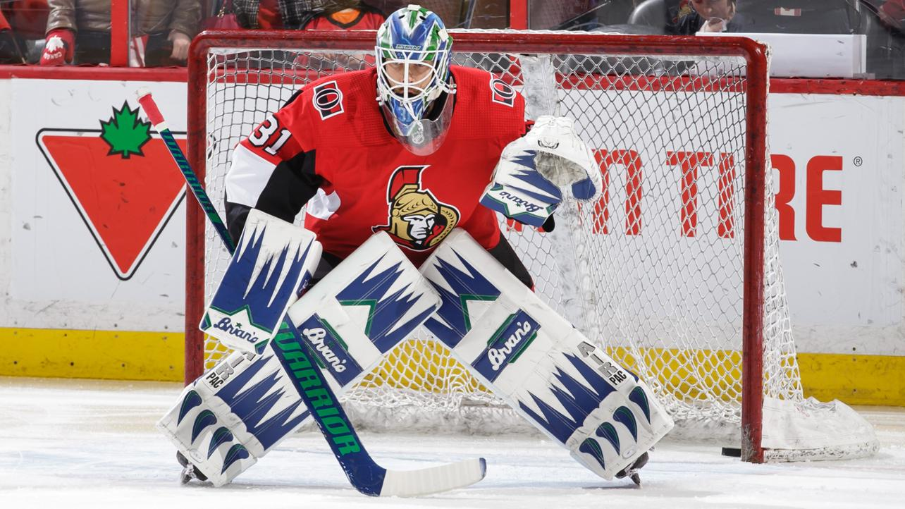 Colorful Pads Remain Contentious Topic For Goalies