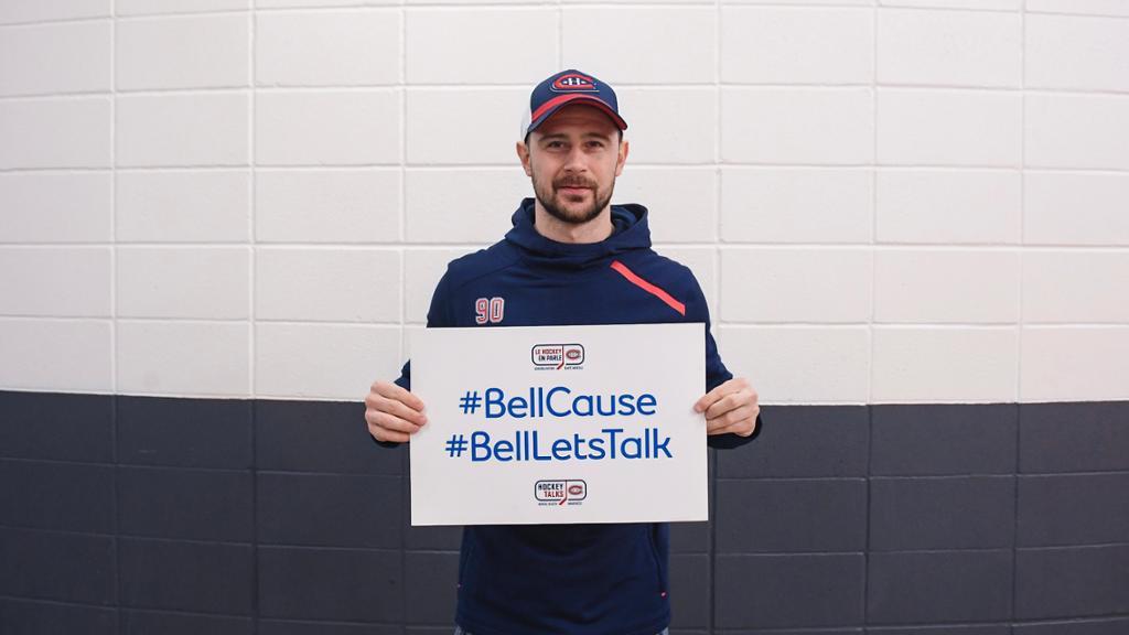Les Canadiens De Montreal Parlent De Sante Mentale