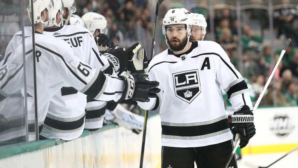 Kings recognize Muzzin trade a product of their situation