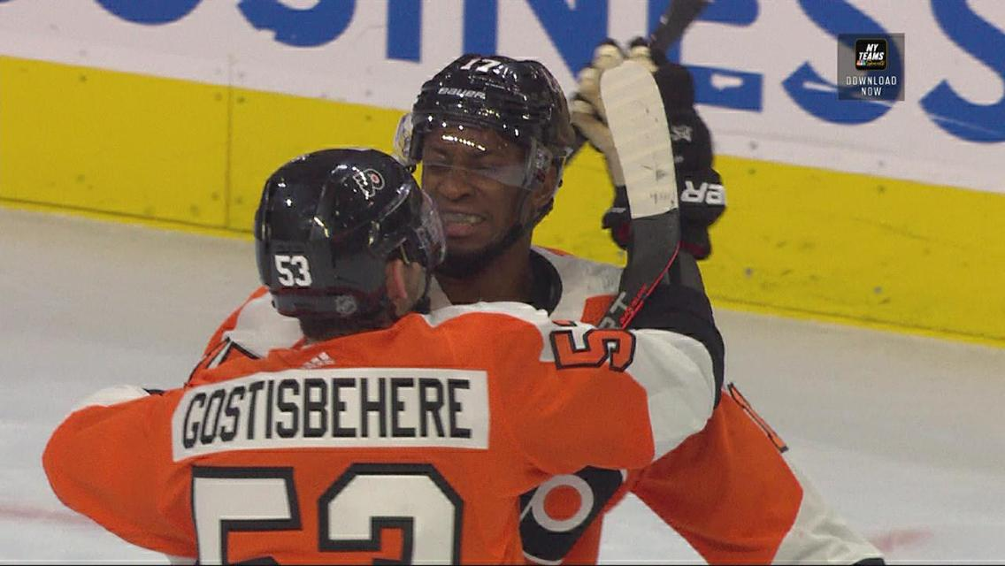 Five Questions With Wayne Simmonds