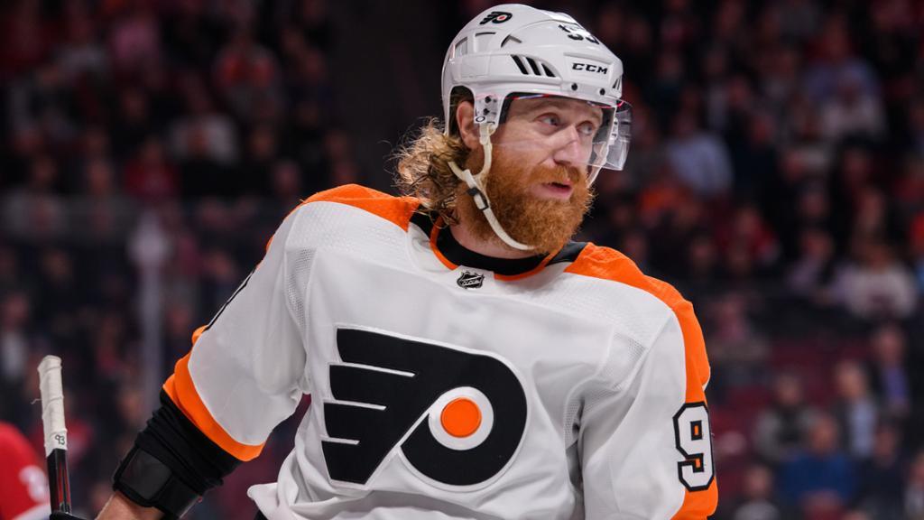 Jakub Voracek Philadelphia Flyers Player Swingman Jersey