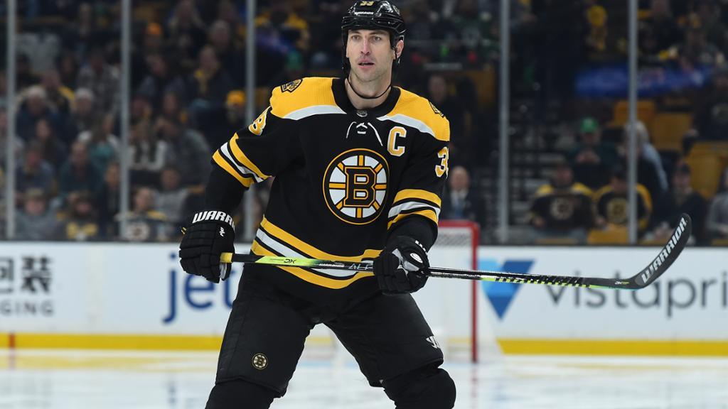 Chara Verlangert Seinen Vertrag Bei Bruins