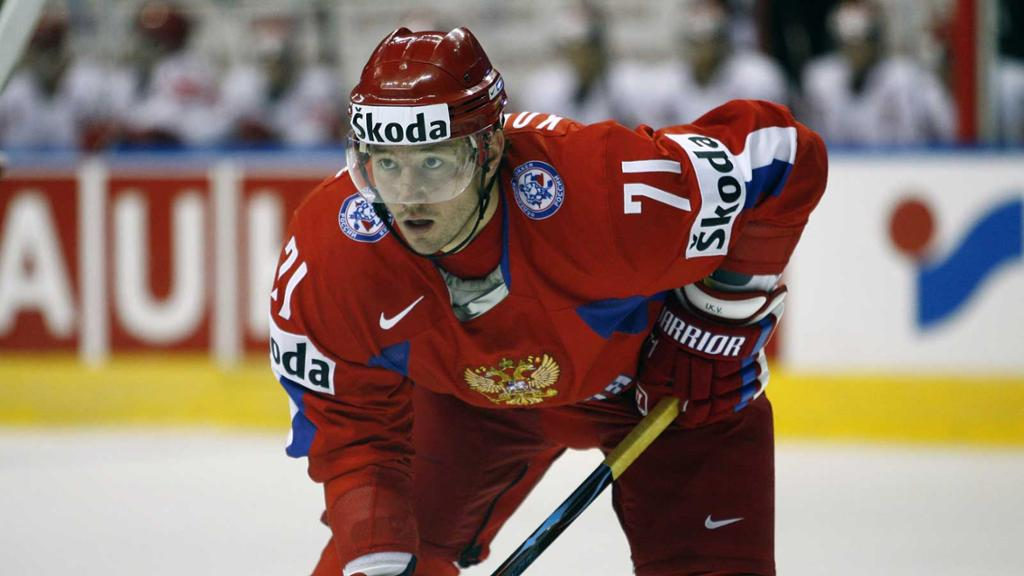 Kovalchuk Joins The Russian National Team For Iihf World Championship