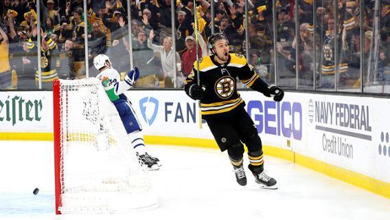 Bruins Vs Maple Leafs 2019 Playoffs Nhl Com