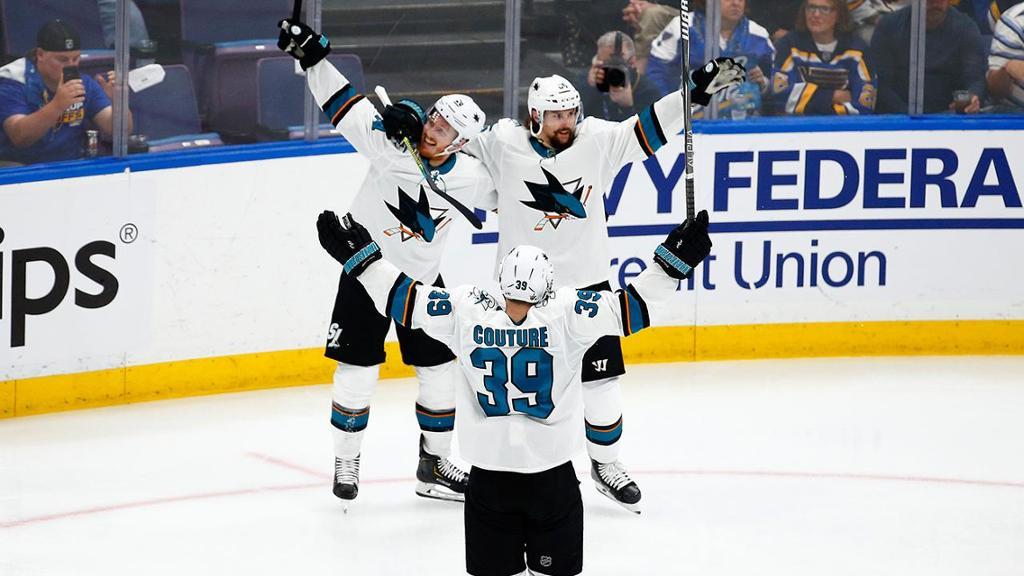 Clear 3-Inch NHL San Jose Sharks Super Ball