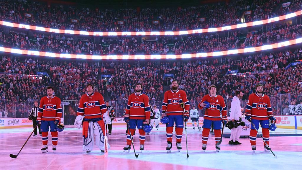 L Horaire Des Matchs Des Canadiens A Domicile Uniformise