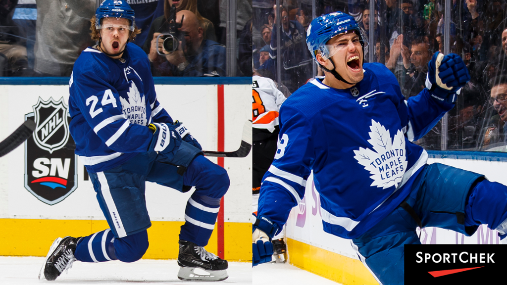 Maple Leafs Sign Kapanen And Johnsson To Contract Extensions