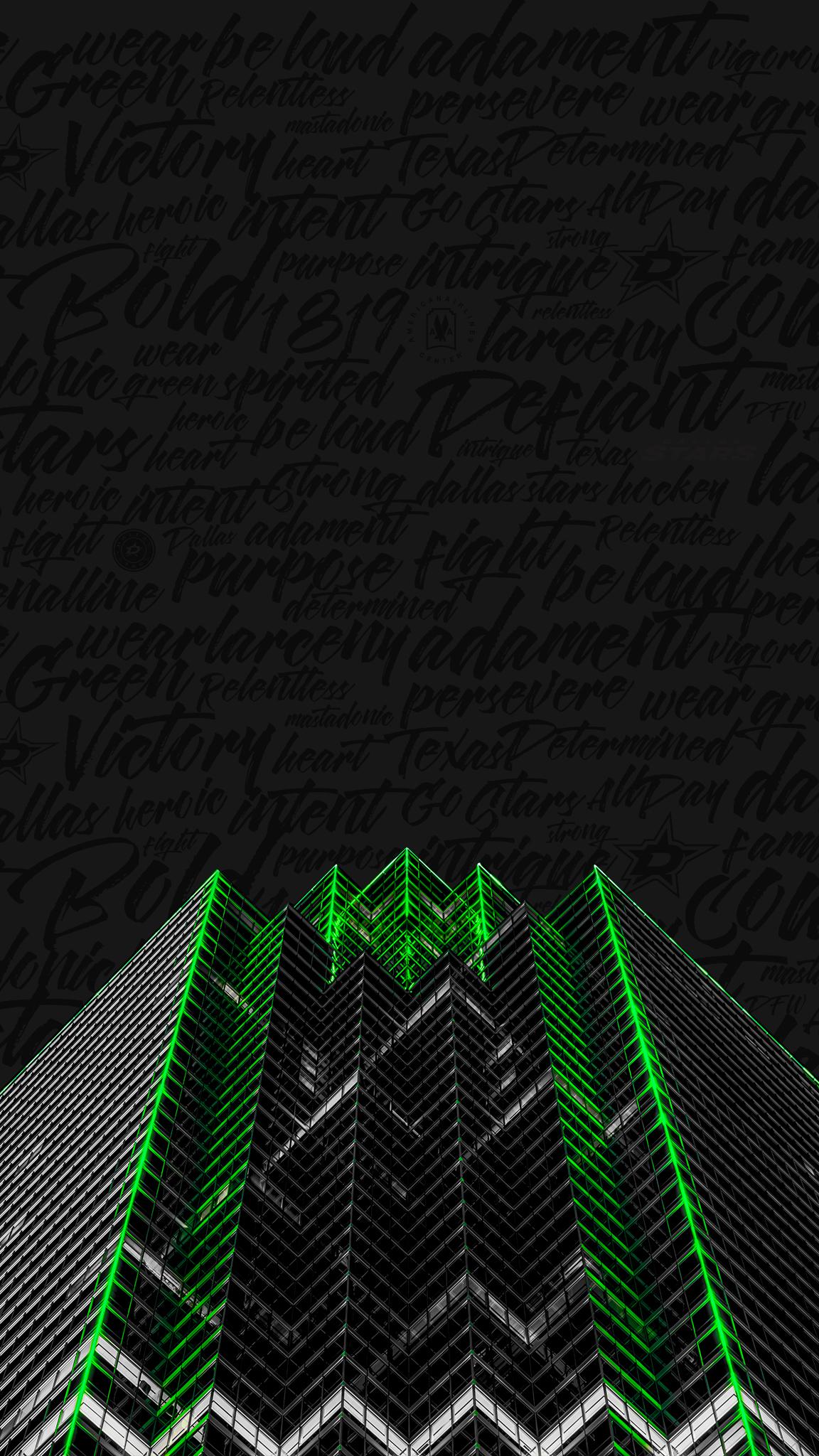 Stars Mobile Wallpaper Dallas Stars