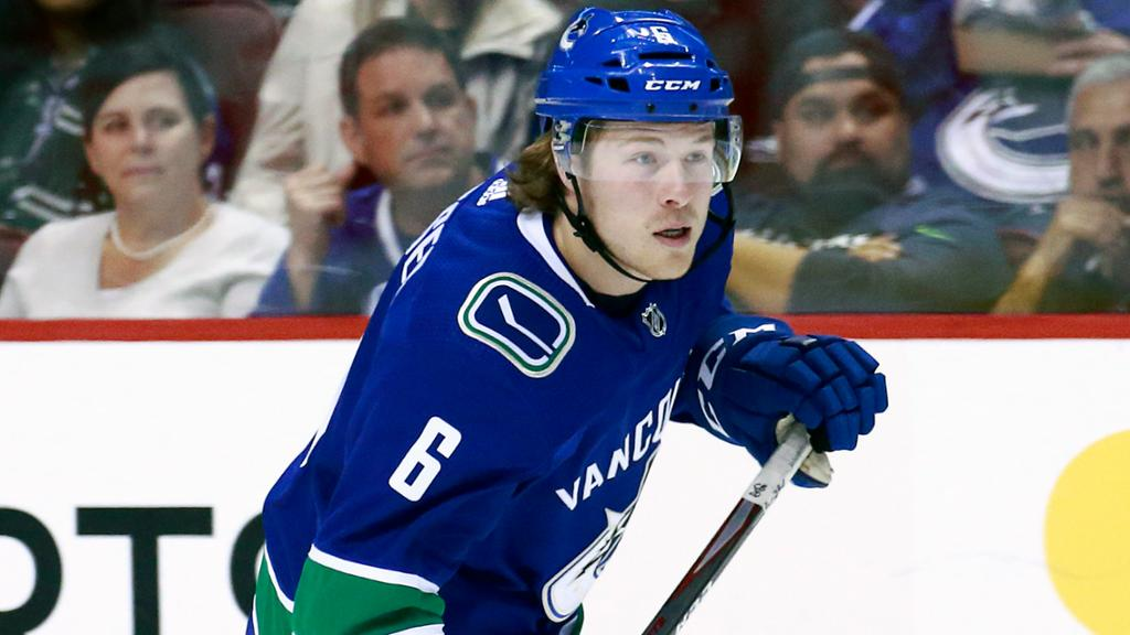 Boeser confident contract will get done with Canucks