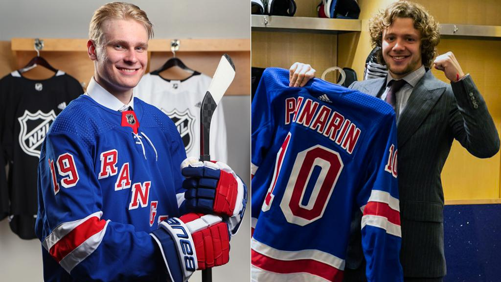 Rangers look to become Cup contender with addition of Panarin