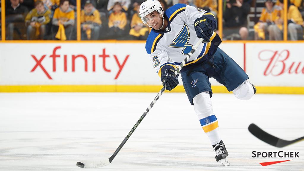 Maple Leafs Acquire Jordan Schmaltz In Trade With St Louis