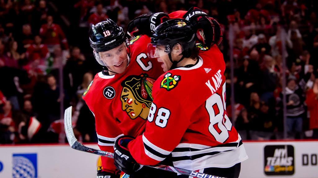 Kane, Toews excited by direction Blackhawks are heading