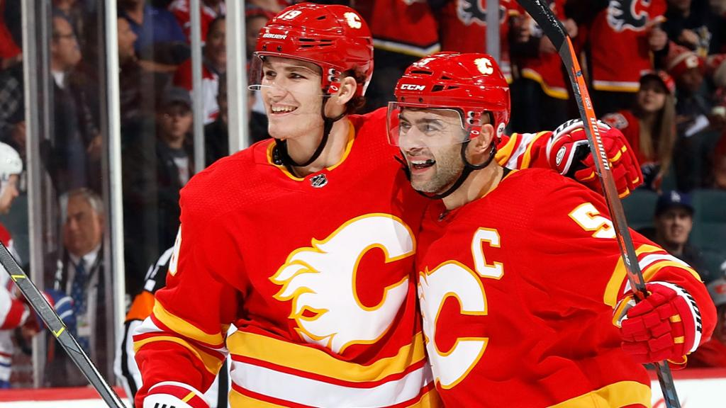 Tkachuk Flames Will Figure Something Out In Negotiation Giordano Says