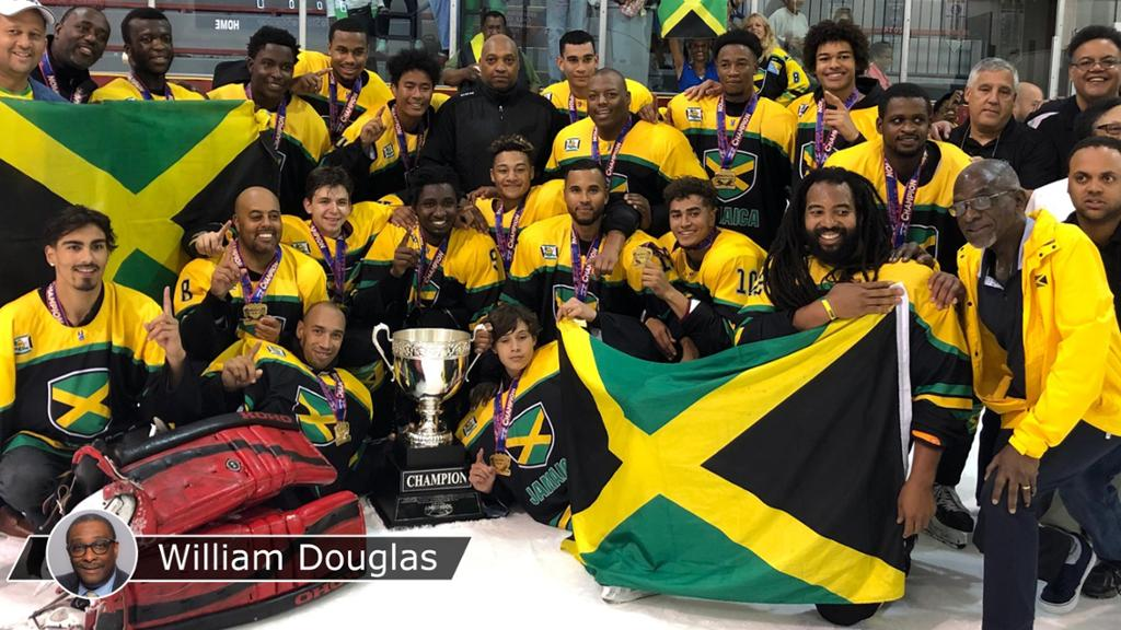 Jamaica Boosts Olympic Hockey Dreams With Latam Cup Championship