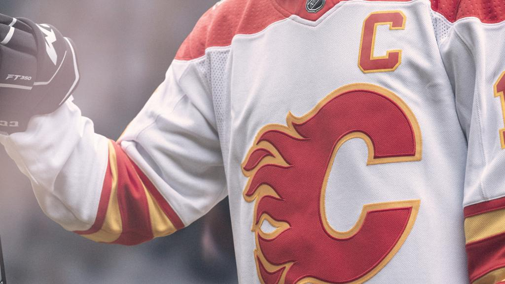 Heritage Classic Jersey Unveiled