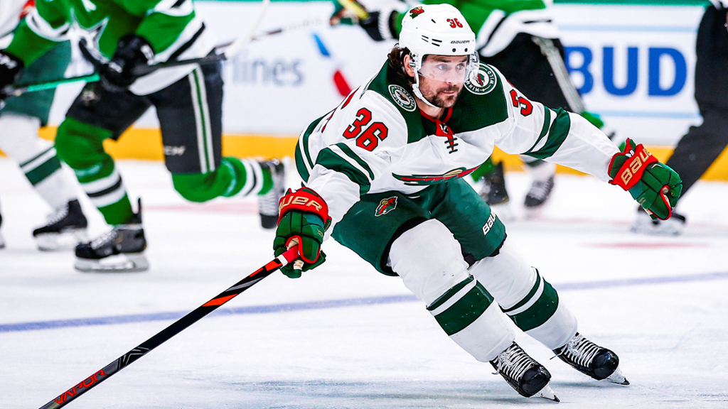 Zuccarello Out At Least Three Games For Wild