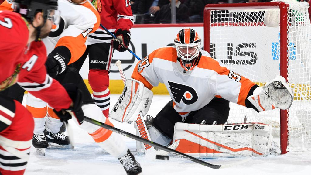Flyers At Blackhawks Preview