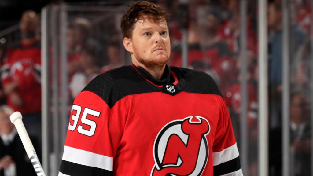Schneider sent to AHL by Devils after clearing waivers