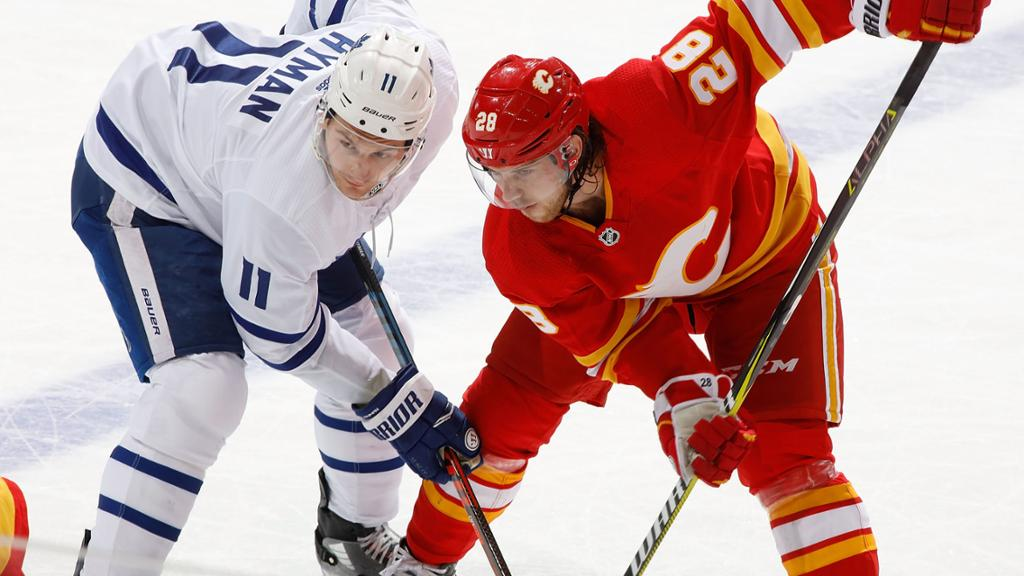 Maple Leafs At Flames Preview