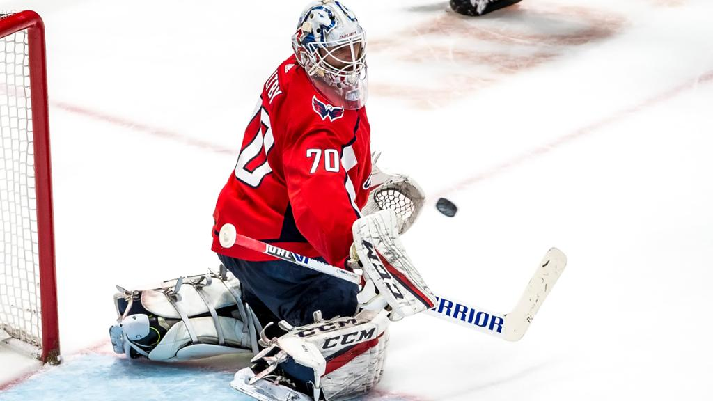 Holtby Won T Be Traded By Capitals Gm Says