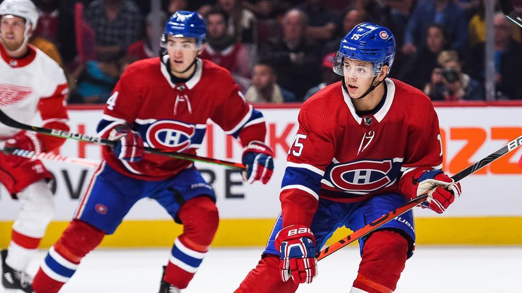 Séries : Jesperi Kotkaniemi à égalité avec Crosby pour les buts marqués avant 21 ans (9)