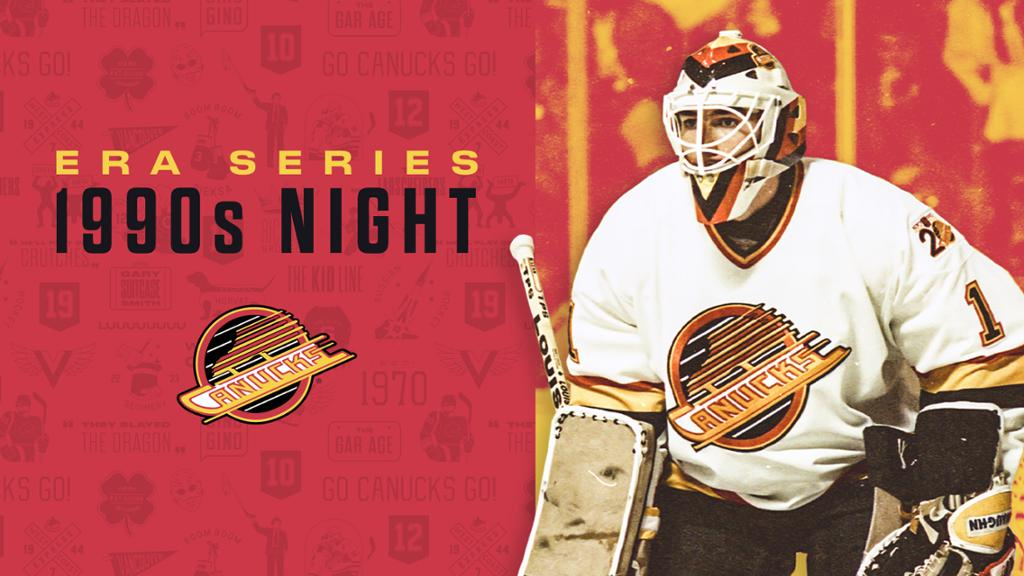 1994 Stanley Cup Final Rematch On 90s Night
