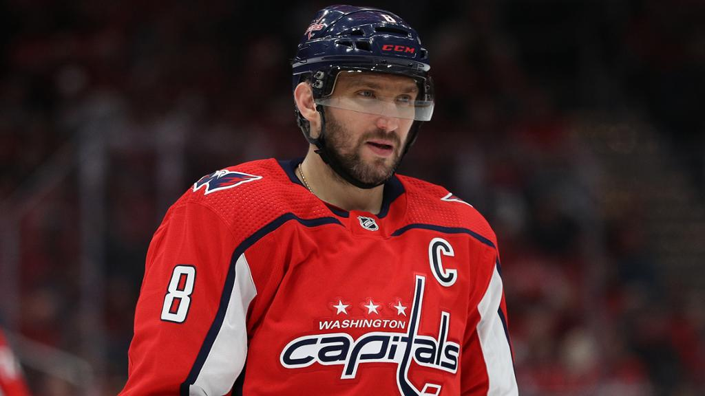 Ovechkin Reflects On Decade As Capitals Captain