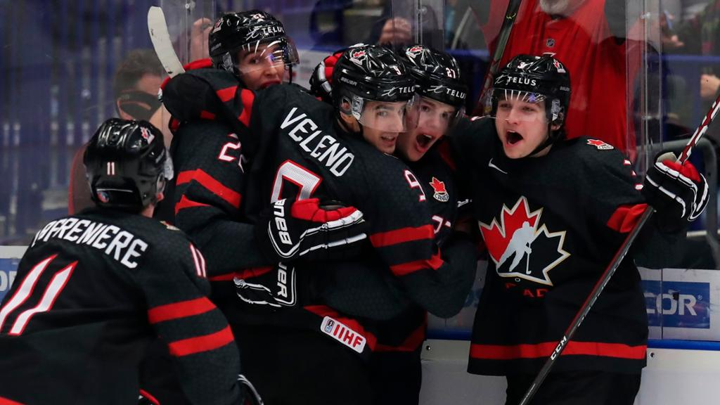 Hockey Canada statement on 2021, 2022 IIHF World Junior Championships