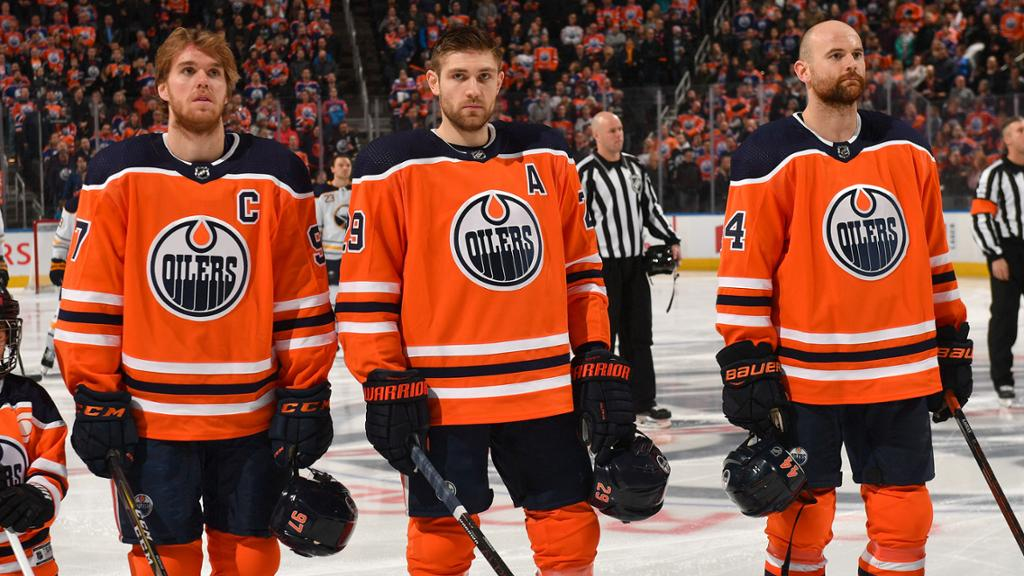 Oilers Have Talent To Make Playoffs Gm Says