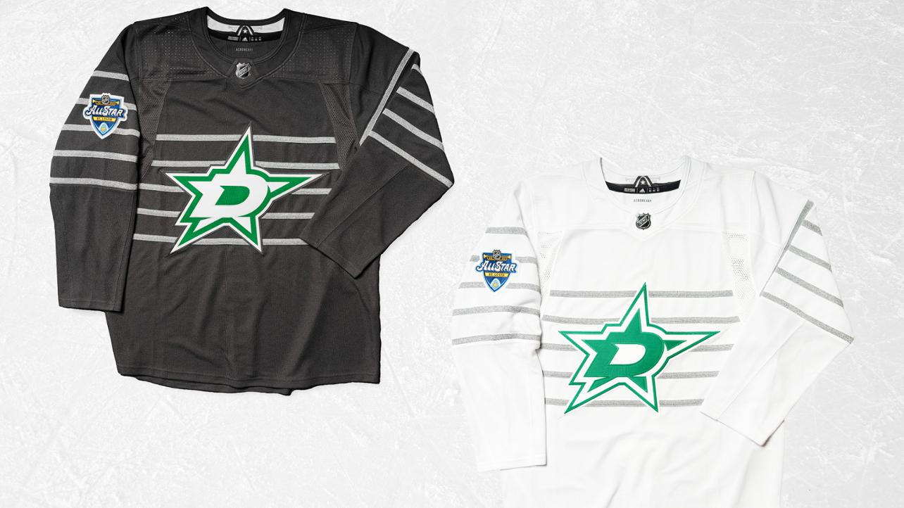 First look: Adidas unveils Stars' jerseys for 2020 NHL All-Star ...
