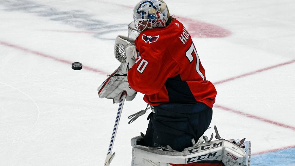 Holtby Is No 1 Goalie For Capitals Gm Says