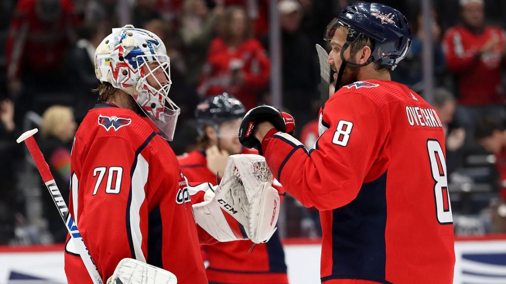 Holtby Ovechkin Contracts Tricky For Capitals After Backstrom Deal