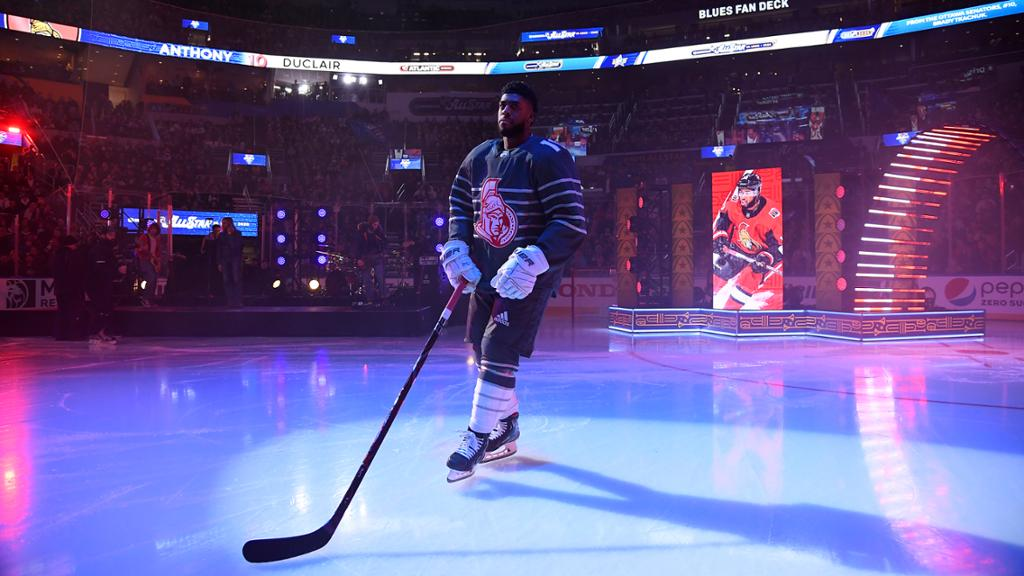 2020 All-Star Diary: Anthony Duclair