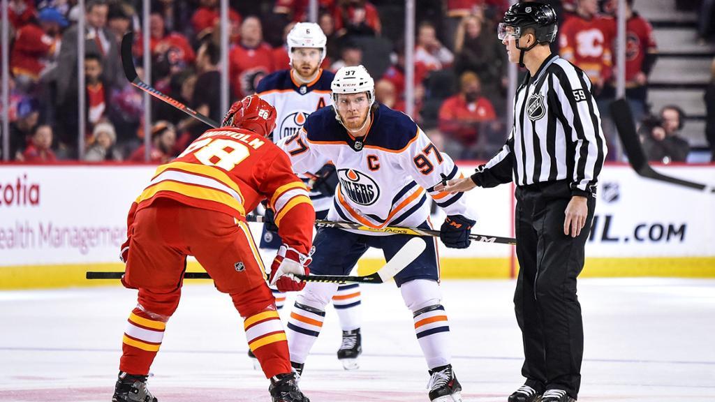 Pre Game Report Oilers At Flames
