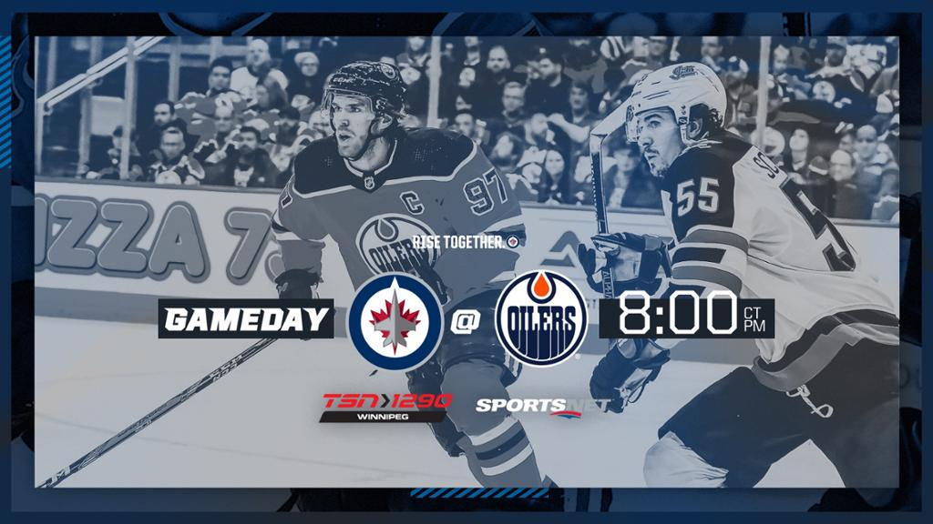 Gameday Jets At Oilers
