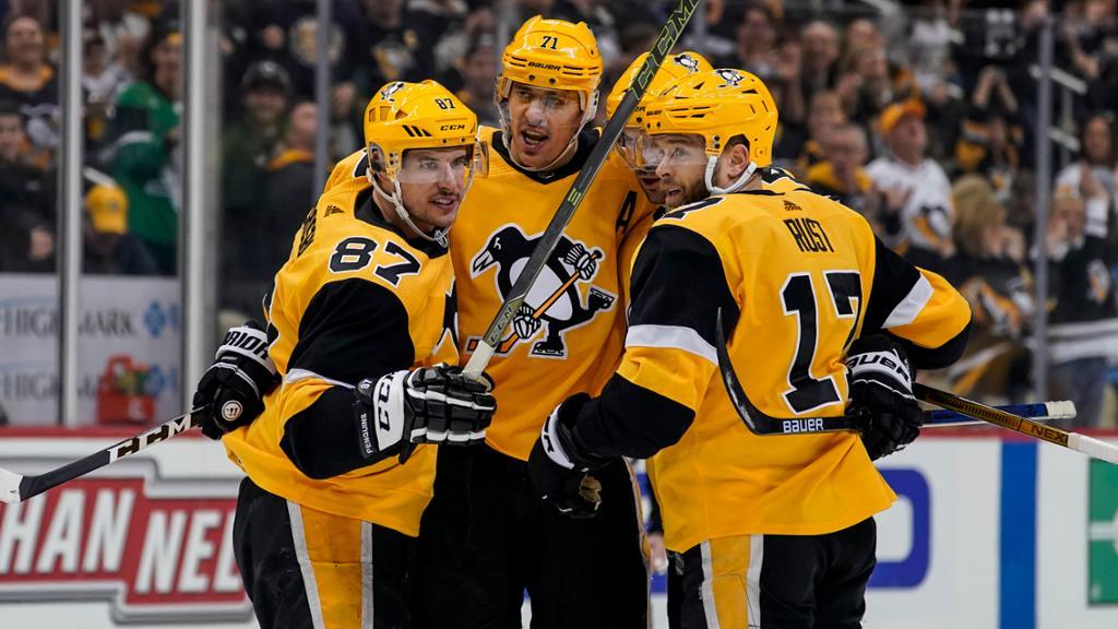 Una mirada a los mejores jugadores de los Pittsburgh Penguins