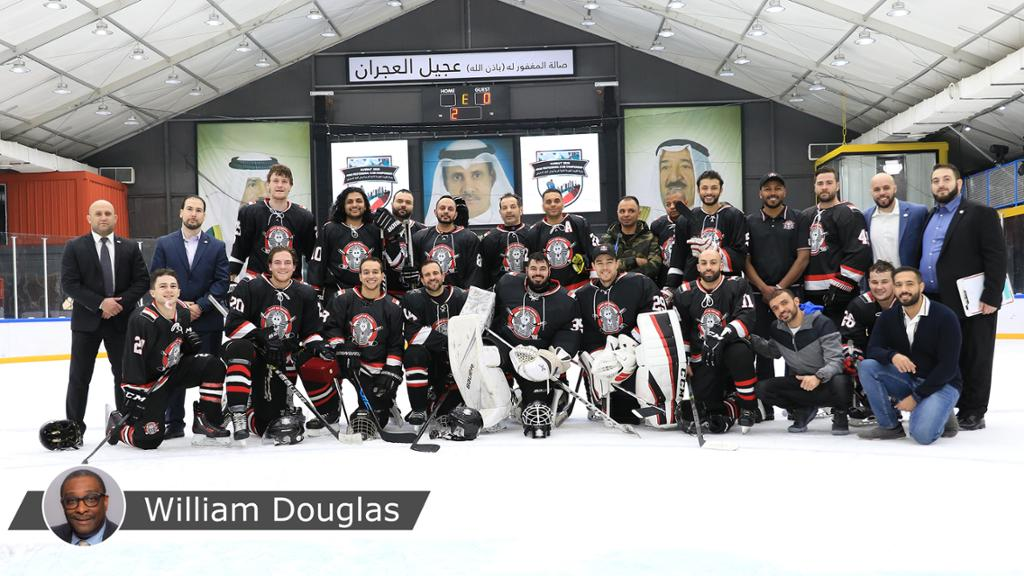 Color Of Hockey Bringing Game To Egypt