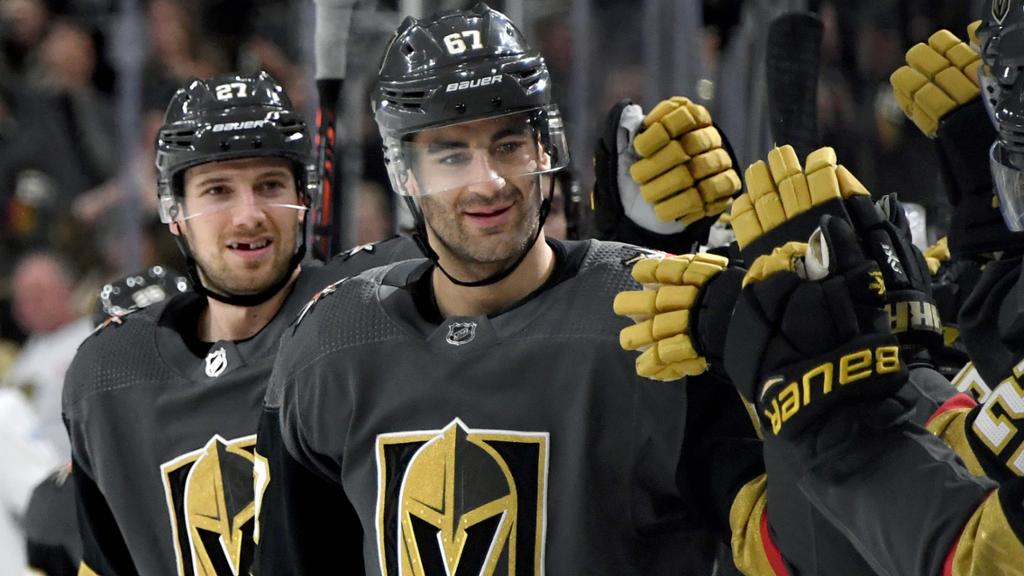 Vegas Golden Knights season snapshot