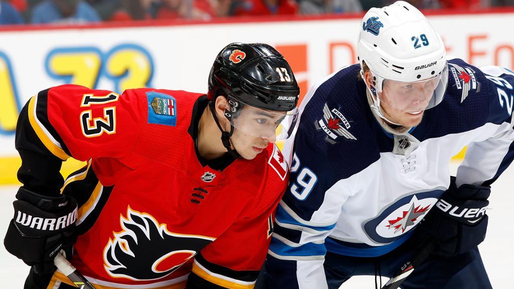 Flames-Jets Stanley Cup Qualifier series debated by NHL.com