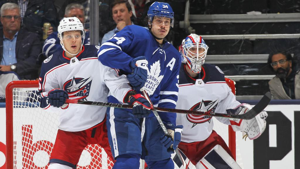 Maple Leafs Blue Jackets Key Statistics For Stanley Cup Qualifier Series