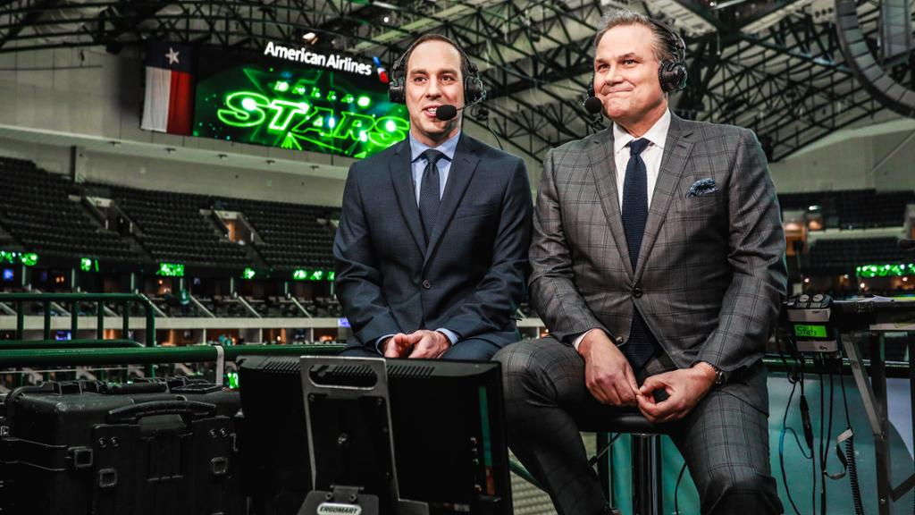 Stars Announce Broadcast Schedule For 2020 Stanley Cup Qualifiers