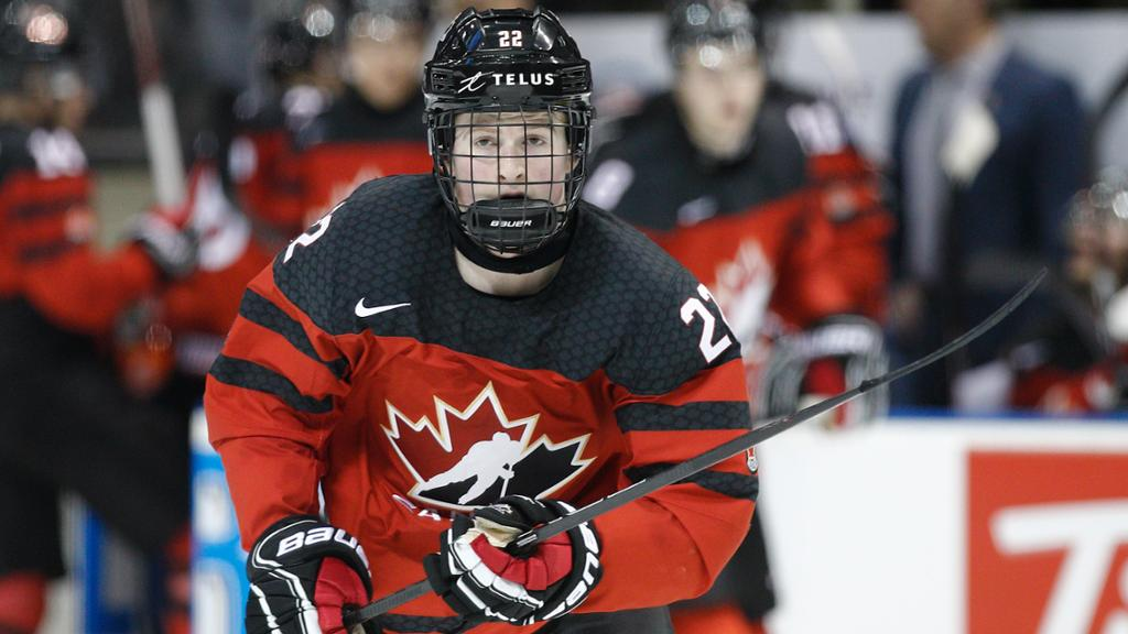 2021 World Junior Championship Hopefuls Set For Hockey Canada Online Camp