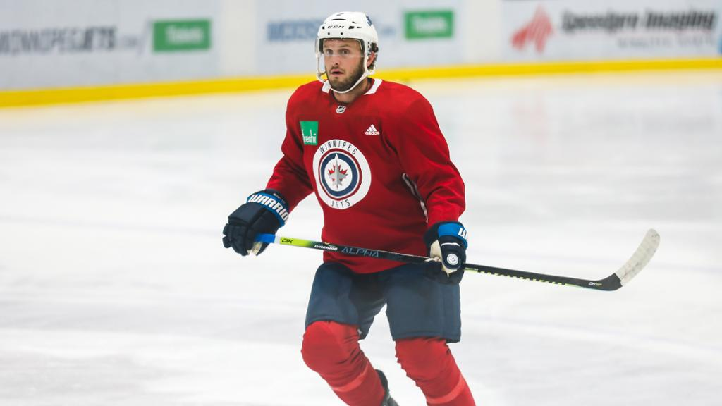 Bitetto S Return A Welcome Sight At Jets Camp