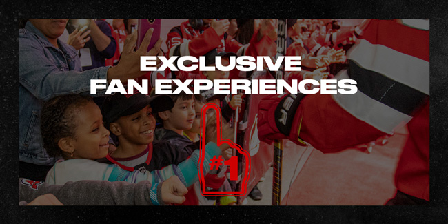 Exclusive Fan Experiences