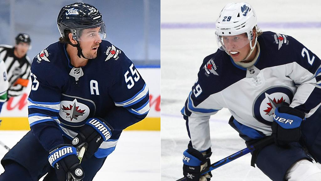 Scheifele Laine Not Ruled Out For Jets In Game 4 Against Flames