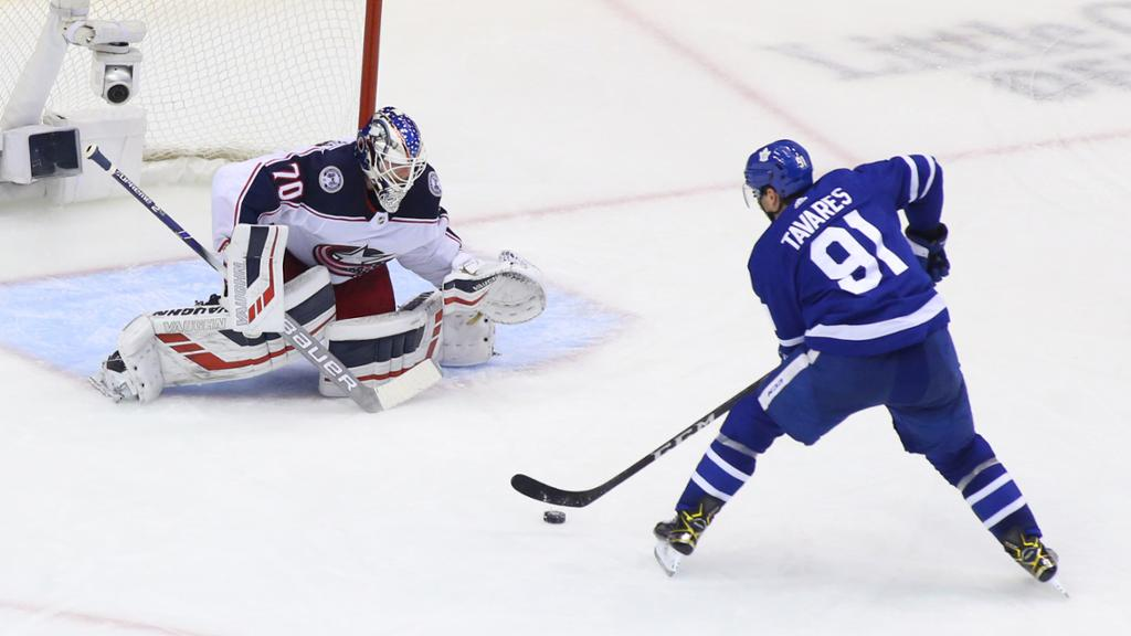 3 Keys Maple Leafs Vs Blue Jackets Game 3 Of Cup Qualifiers