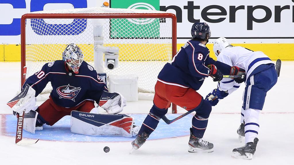 Game 4 Recap Maple Leafs 4 Blue Jackets 3 Ot