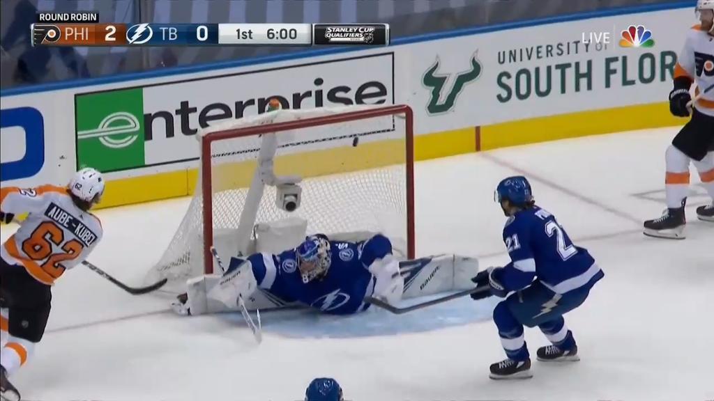 Aube-Kubel's second goal | NHL.com